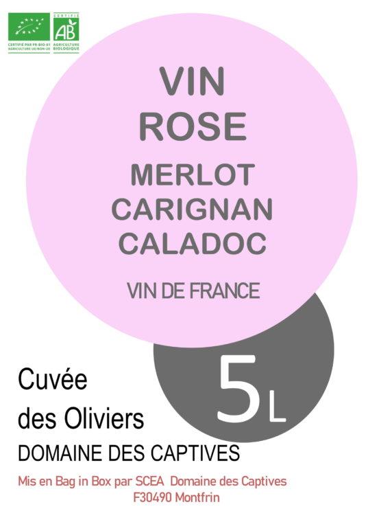 Bib-5-litres-domaine-vin-rosé-domaine-des-captives-vin-bio-sec-fruité-1