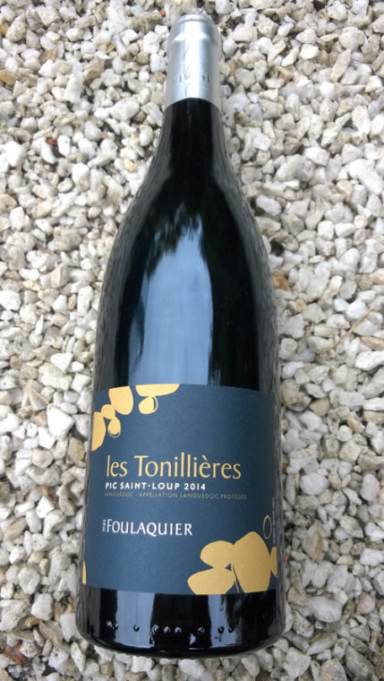 Tonnilieres Languedoc Pic Saint Loup Mas Foulaquier
