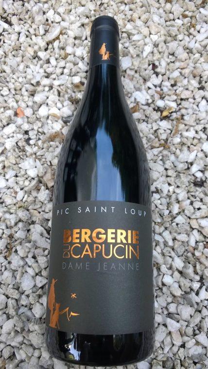 la-bergerie-du-capucin-dame-jeanne-rouge-pic-saint-loup-languedoc 1